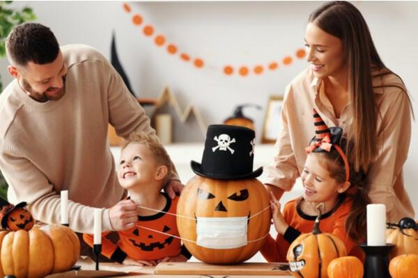 Family Safe Halloween