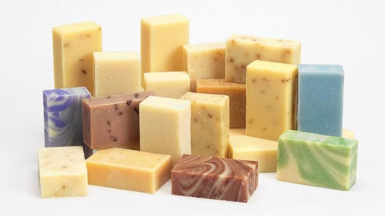 vermont soap bars